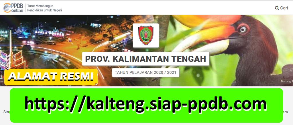 CONTOH CARA PENDAFTARAN PPDB ONLINE SMK NEGERI 2 SAMPIT TAHUN 2020