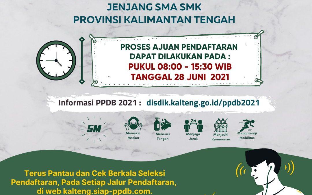 PPDB ONLINE KERJASAMA SMK NEGERI 2 SAMPIT TAHUN 2021